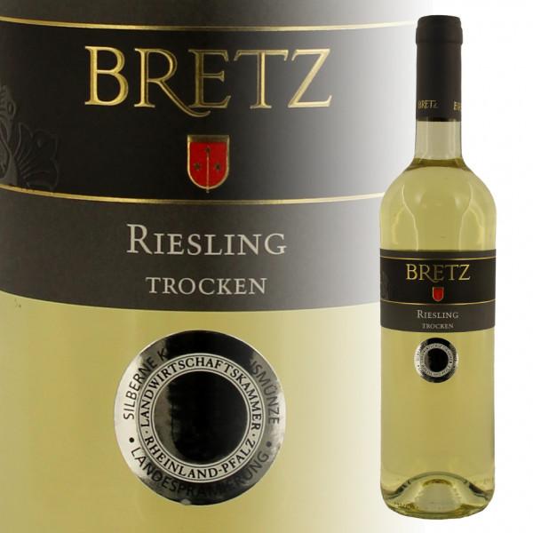 Bretz Riesling trocken