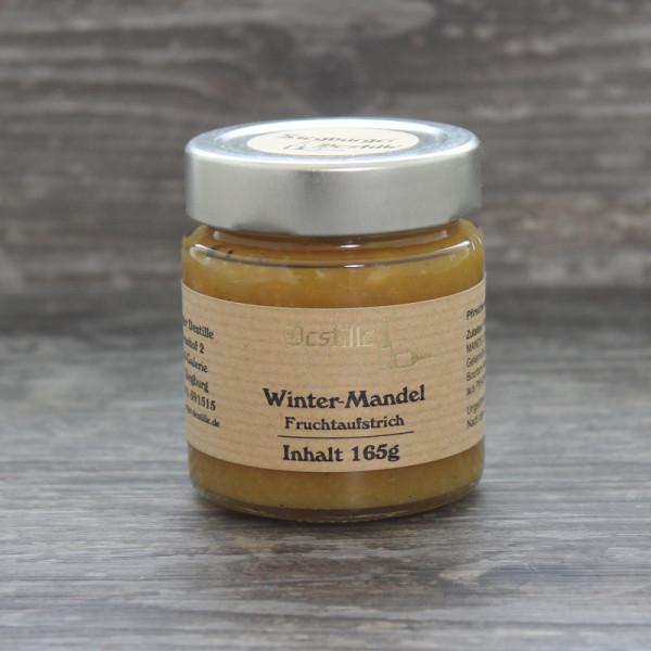 Winter-Mandel Fruchtaufstrich