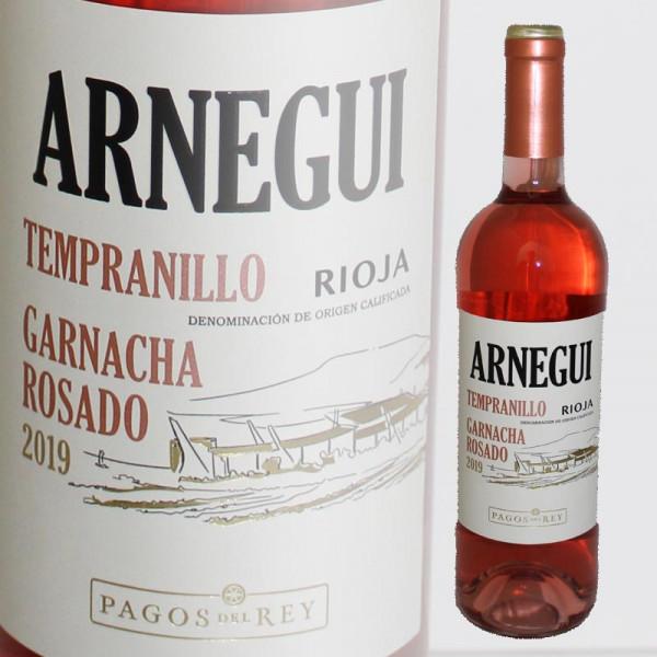 Arnegui Rioja Garnacha Rosado