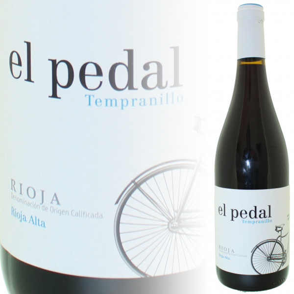 Hermanos Hernáiz El Pedal Tempranillo Rioja