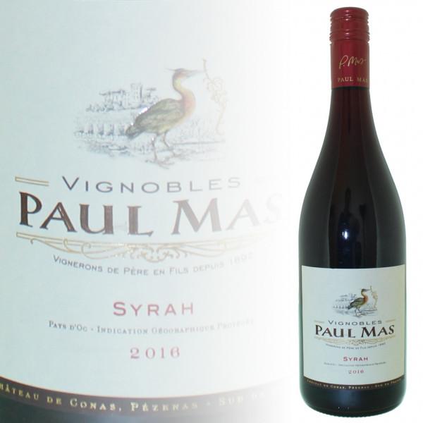 Paul Mas Syrah IGP