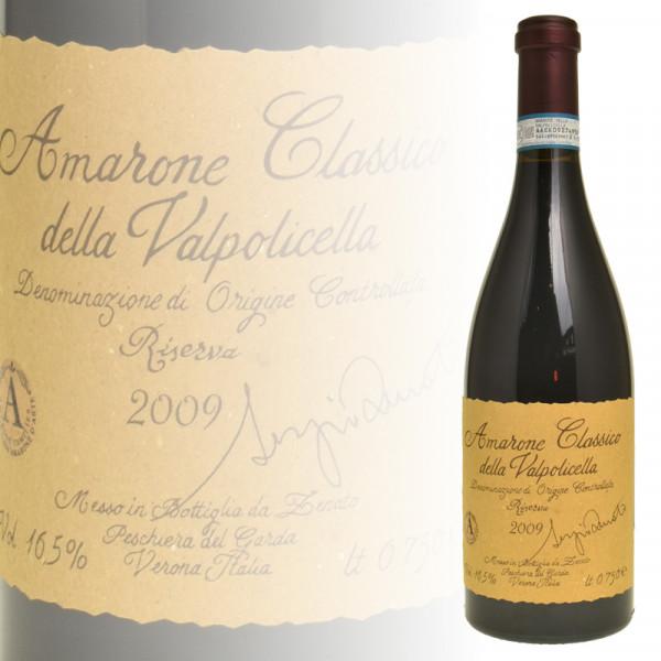 Amarone Classico della Valpolicella- Riserva DOC 2009