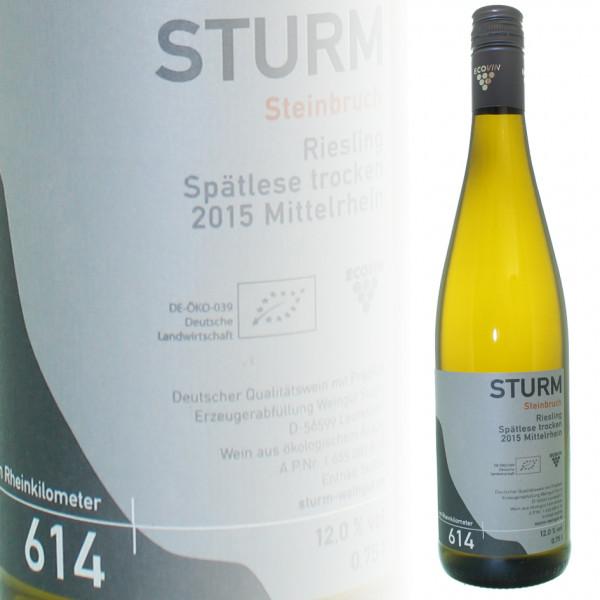 Sturm Steinbruch Riesling (Bio)