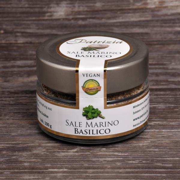 Meersalz Basilico- Vegan