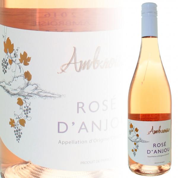 Rosé d'Anjou Ambroisie