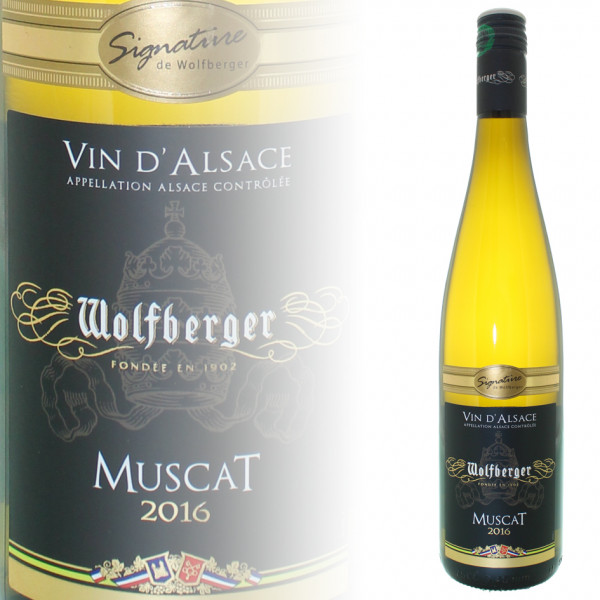 Wolfberger Muscat Signature