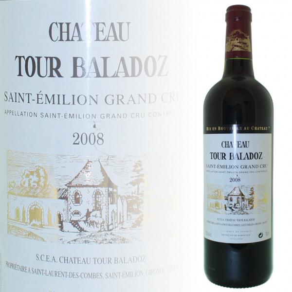 Château Tour Baladoz Saint-Emilion Grand Cru