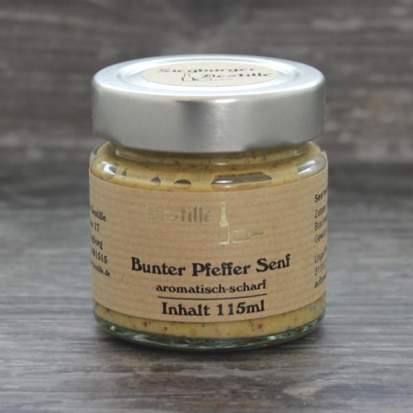 Bunter Pfeffer Senf