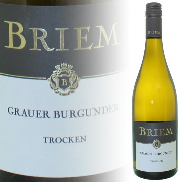 Peter Briem Grauer Burgunder