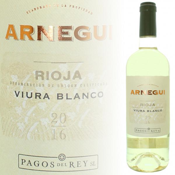 Arnegui Rioja Viura Blanco