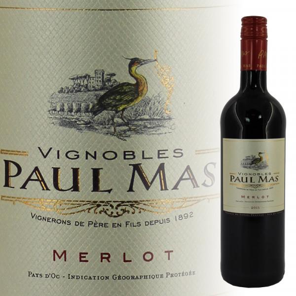 Paul Mas Merlot IGP