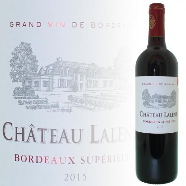 Château Lalene Bordeaux Supérieur