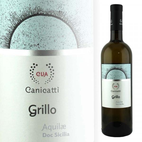 Canicatti Grillo Sicilia Aquilae