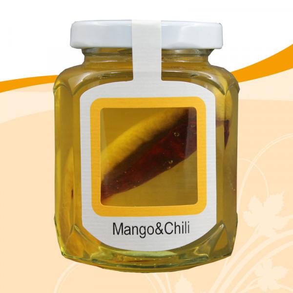 Akazienhonig mit Mango & Chili