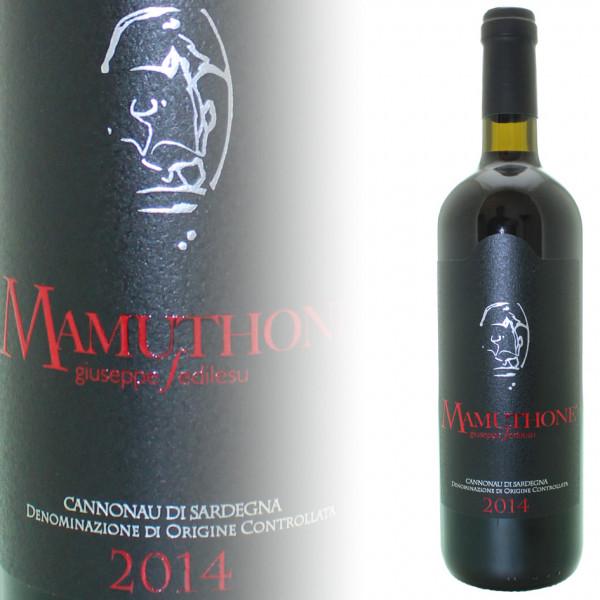 Sedilesu Mamuthone Cannonau di Sardegna (Bio)